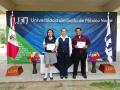 Gana Alumna de Plantel Cosamaloapan